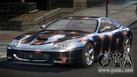 Ferrari 575M SP-U L2 for GTA 4