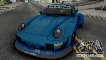 Porsche 911 RWB (RWB 993 Evo) for GTA San Andreas