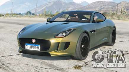 Jaguar F-Type R coupe 2015〡add-on for GTA 5