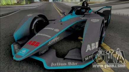 Spark SRT05e Formula E (SA Lights) for GTA San Andreas