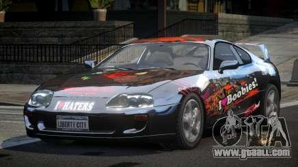 Toyota Supra GST Drift S1 for GTA 4