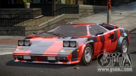 Lamborghini Countach U-Style S4 for GTA 4