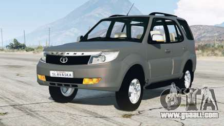 Tata Safari Storme 2012〡add-on for GTA 5
