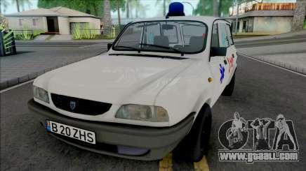 Dacia 1310 CN4 Break Ambulanta for GTA San Andreas