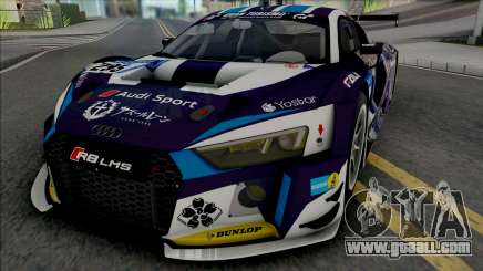 Audi R8 LMS Itasha for GTA San Andreas