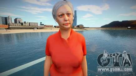 New wfori for GTA San Andreas