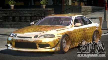 Toyota Soarer U-Style S2 for GTA 4