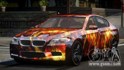 BMW M5 F10 US L5 for GTA 4