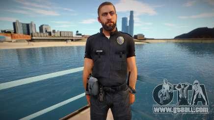 San Fierro Police for GTA San Andreas