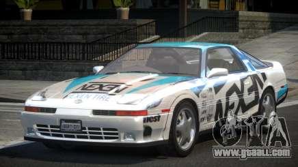 Toyota Supra PSI-R S1 for GTA 4