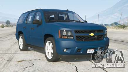 Chevrolet Tahoe (GMT900) 2008〡add-on for GTA 5