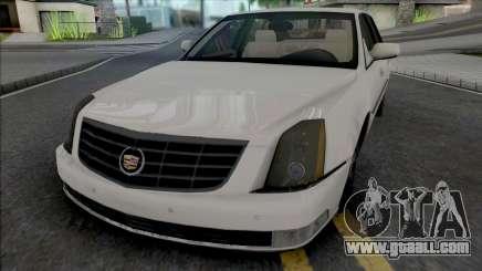 Cadillac DTS 2006 for GTA San Andreas