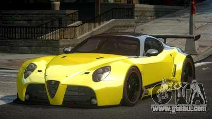Alfa Romeo 8C Competizione GS-R S7 for GTA 4