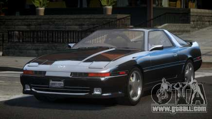 Toyota Supra PSI-R for GTA 4