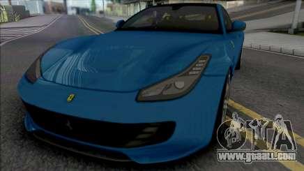 Ferrari GTC4Lusso (Italian Plate) for GTA San Andreas