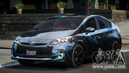 Toyota Prius U-Style S3 for GTA 4
