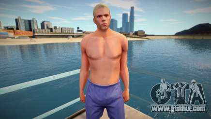 New wmybe Skin for GTA San Andreas