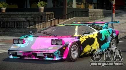 Lamborghini Countach U-Style S3 for GTA 4