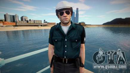 Police patrol for GTA San Andreas