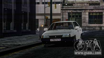 Vaz 21099 CR for GTA 4