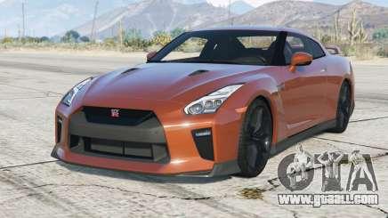 Nissan GT-R (R35) 2017〡add-on for GTA 5