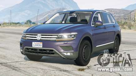 Volkswagen Tiguan 2018 for GTA 5