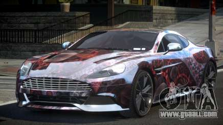 Aston Martin Vanquish US S1 for GTA 4