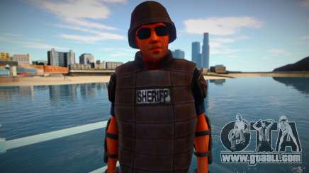 Swat from State of Decay for GTA San Andreas