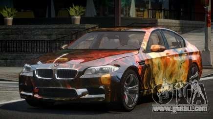 BMW M5 F10 US L10 for GTA 4