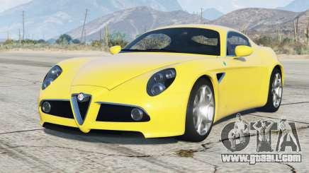 Alfa Romeo 8C Competizione 2008〡add-on v1.1 for GTA 5
