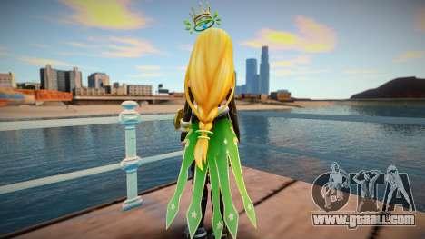 Megadimension Neptunia Colla - Million Arthur v2 for GTA San Andreas
