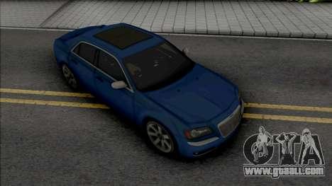 Chrysler 300C 2011 (SA Lights) for GTA San Andreas