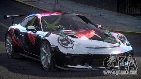 Porsche 911 BS GT3 S9 for GTA 4