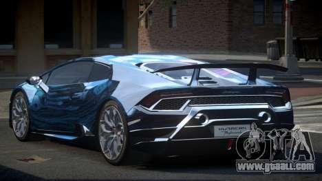 Lamborghini Huracan BS-Z S1 for GTA 4