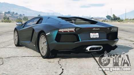 Lamborghini Aventador LP 700-4 (LB834)〡add-on