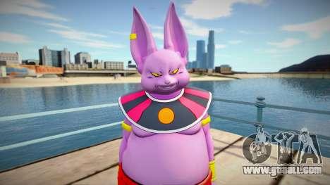 Champa from Dragon Ball Xenoverse 2 for GTA San Andreas