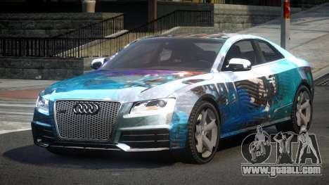 Audi RS5 BS-U S5 for GTA 4
