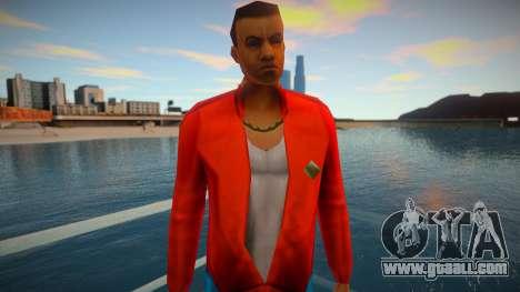 GTA VCS Peds Low Empire Vance Family v2 for GTA San Andreas