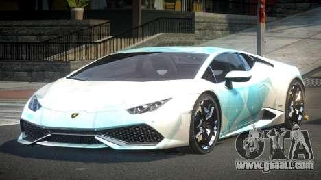 Lamborghini Huracan LP610 S2 for GTA 4