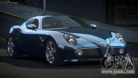 Alfa Romeo 8C US for GTA 4