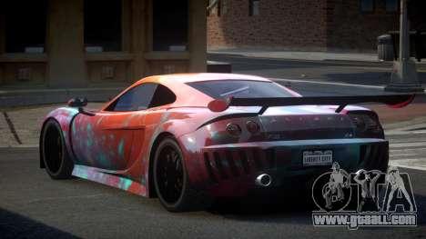 Ascari A10 BS-U S2 for GTA 4