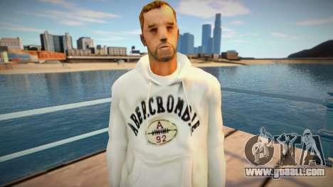 New Wmybu skin for GTA San Andreas