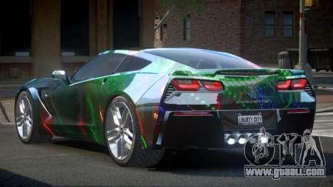 Chevrolet Corvette BS Z51 S5 for GTA 4
