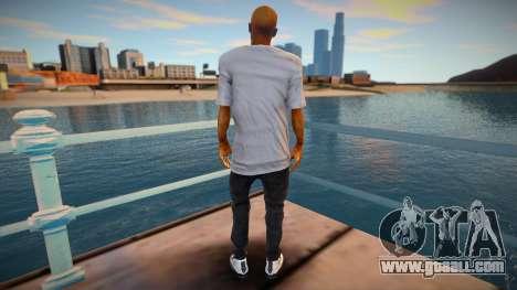 2Pac HD for GTA San Andreas
