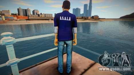 Mkhitaryan for GTA San Andreas