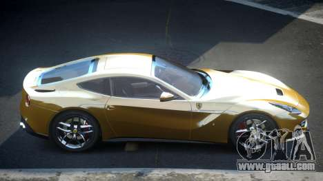 Ferrari F12 BS Berlinetta for GTA 4