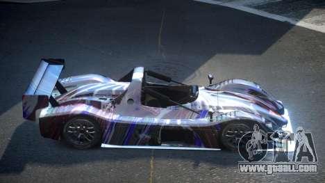 Radical SR8 GII S4 for GTA 4