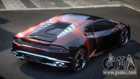 Lamborghini Huracan GST S8 for GTA 4