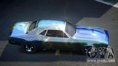 Plymouth Cuda SP Tuning S3 for GTA 4