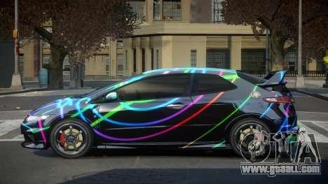 Honda Civic SP Type-R S10 for GTA 4